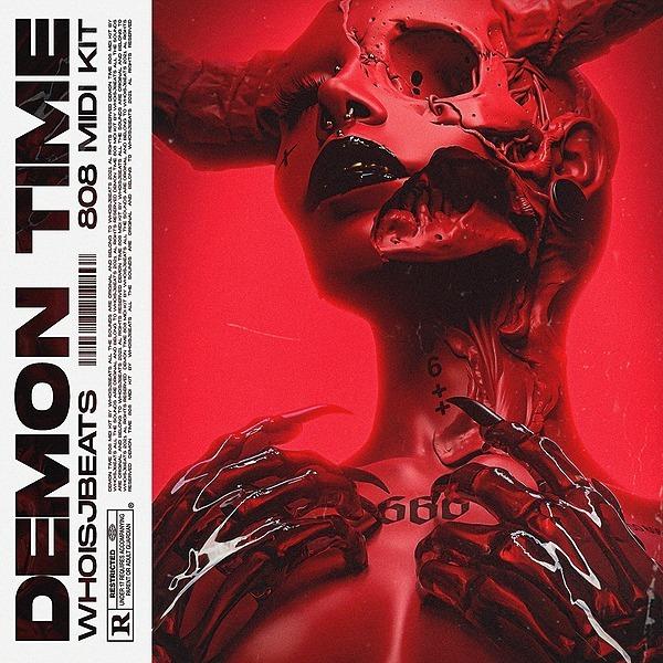 "@WHOISJBEATS ""DEMON TIME"" PREMIUM MIDI 808 KIT Link Thumbnail | Linktree"