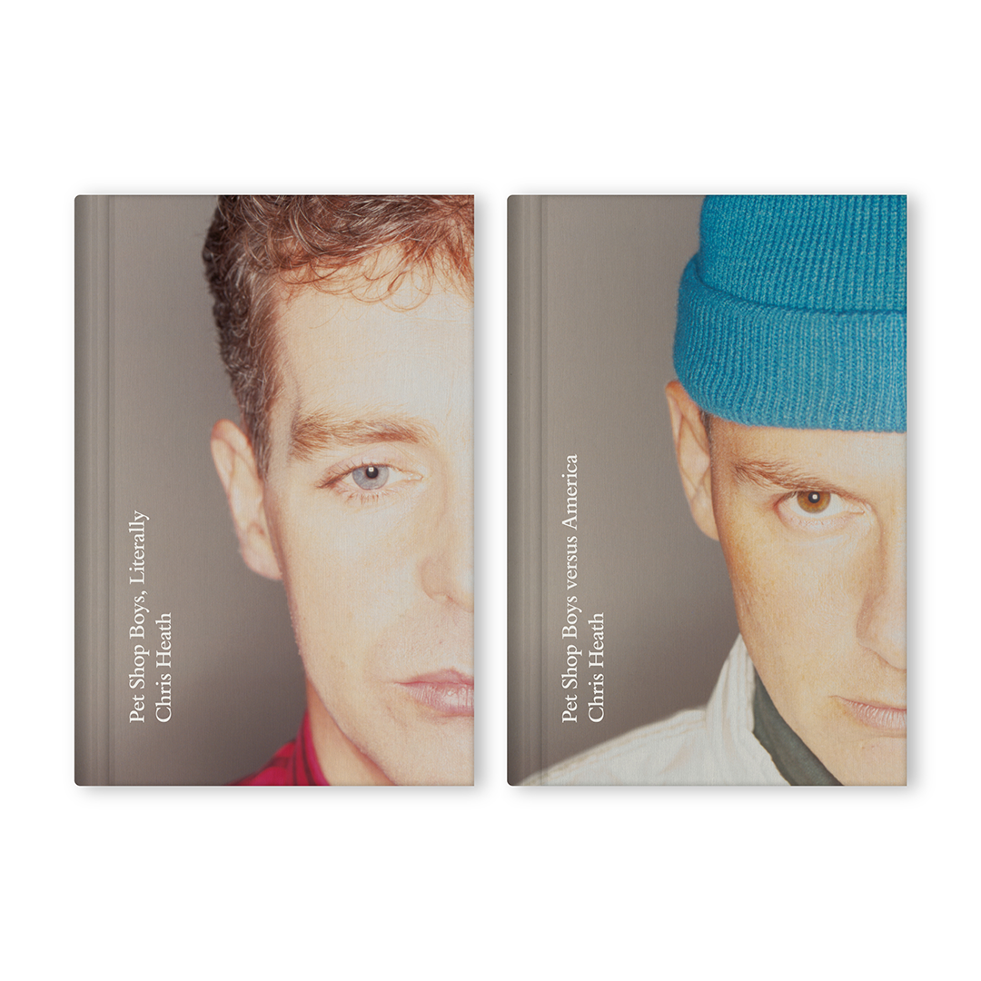 Two books about Pet Shop Boys reissued