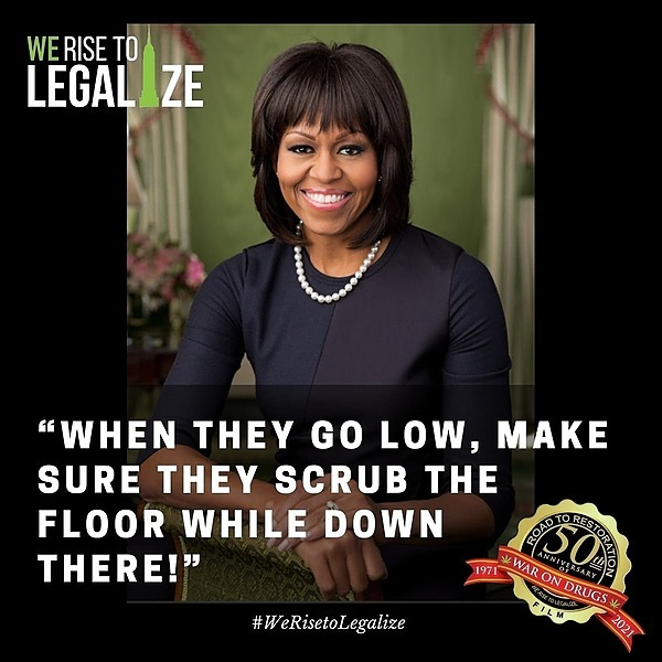 """@werisetolegalize """"When They Go Low, Make Sure They Scrub The Floor While Down There!"""" Link Thumbnail   Linktree"""