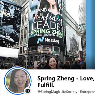 @springzhengabundance [Facebook Fan Page] Spring Zheng - Love, Serve, Fulfill. Link Thumbnail   Linktree