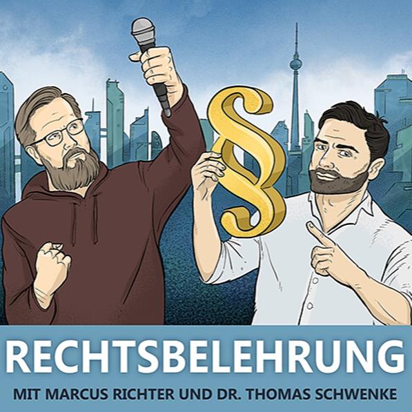 "Podcast Rechtsbelehrung: ""Luca – Eine App, viele Desaster"""