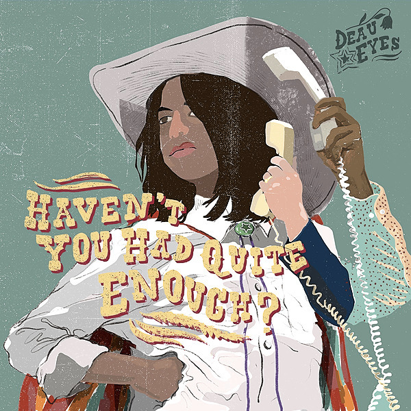 "Listen ""Haven't You Had Quite Enough"" (w/DJ Harrison)"