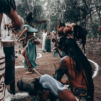 Somos Ancestral Mexico Healing Rituals, Temazcal, Cacao, English Link Thumbnail   Linktree