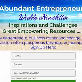@springzhengabundance [eNewsLetter] Empowerment for Abundant Entrepreneurs Link Thumbnail   Linktree