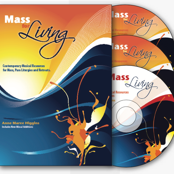 Mass For Living Webpage