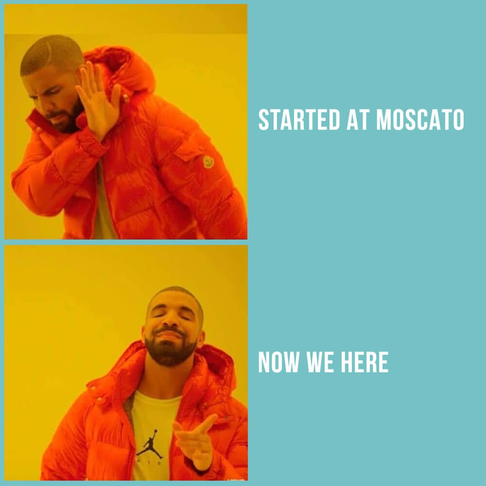 Wine Folly : Started at Moscato, now we here
