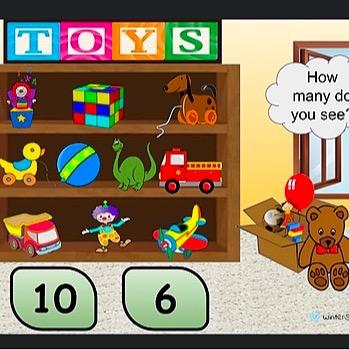 @WinterStorm Digital Toy Count (1-10) Link Thumbnail   Linktree