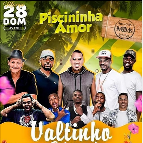DOWNLOAD DO EVENTO PISCINA M&M DE VALTINHO E RETROSAMBA DJ HADAD DJ PRETIN