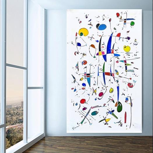 Kaoru Shibuta  PAINTER THE VIRTUAL ART FAIR 🇬🇧 Link Thumbnail | Linktree
