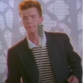 Middlebury Pre-Health Society PHS ANTHEM - Never Gonna Give You Up, Rick Astley (If Rick Won't, PHS Won't Either) Link Thumbnail | Linktree
