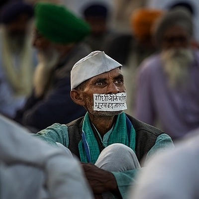 @guardian Digging in: on the frontlines as farmers lay siege to Delhi Link Thumbnail | Linktree