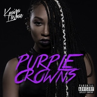 @KeairaLaShae Purple Crowns Album Link Thumbnail | Linktree
