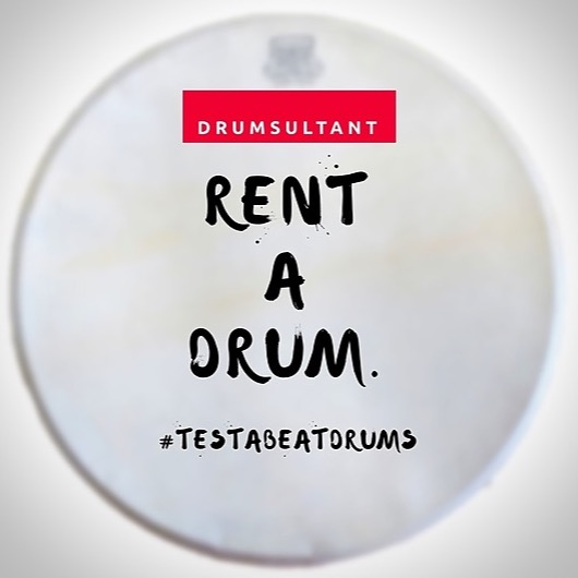 Nate Testa - The Drumsultant Rent a Snare Link Thumbnail | Linktree