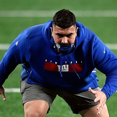 Giants Country Will Hernandez, IOL - 2021 Giants Training Camp Preview (photo by Danielle Parhizkaran/NorthJersey.com via Imagn Content Services, LLC) Link Thumbnail   Linktree