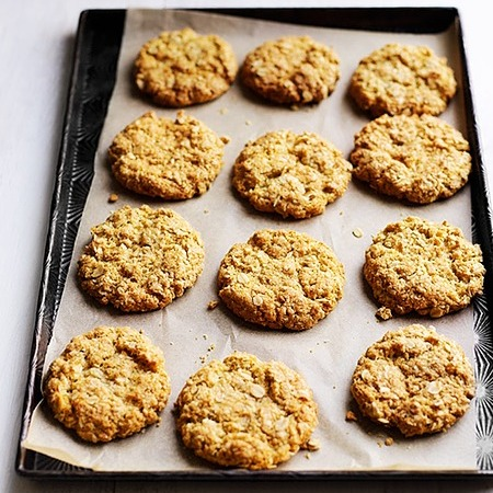 @donnahaymagazine wholesome Anzac biscuits Link Thumbnail   Linktree