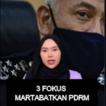 @sinar.harian 3 fokus martabatkan PDRM: Acryl Sani Link Thumbnail | Linktree