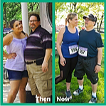 How Father-Daughter Team Peter and Cassie Lost 82 lbs* on WW
