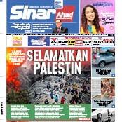 @sinar.harian Selamatkan Palestin Link Thumbnail | Linktree