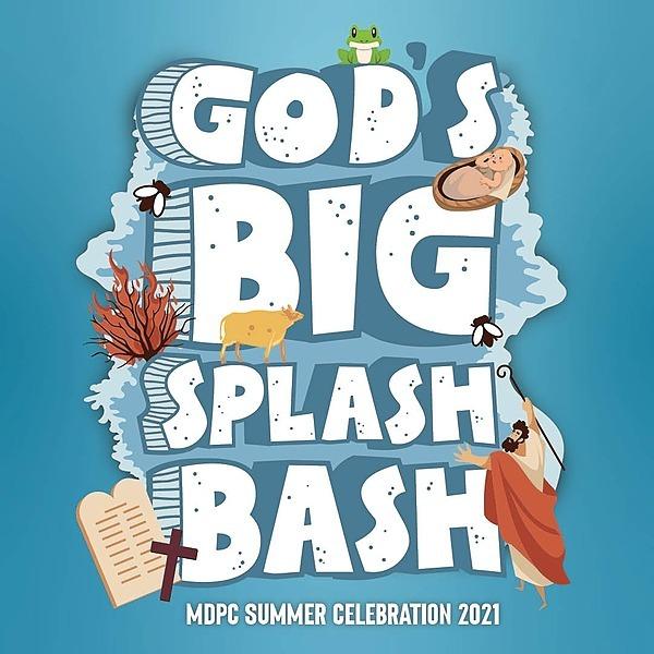 Summer Celebration VBS - God's Big Splash