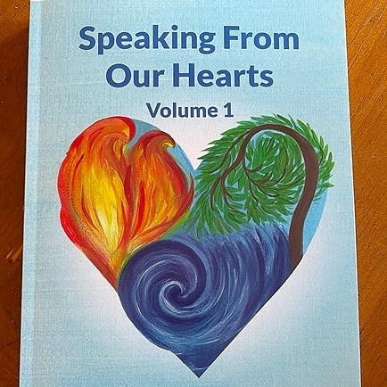 @AndrewBatt Book - Global C0-Author - Speaking From Our Hearts Volume 1 (Amazon) Link Thumbnail | Linktree
