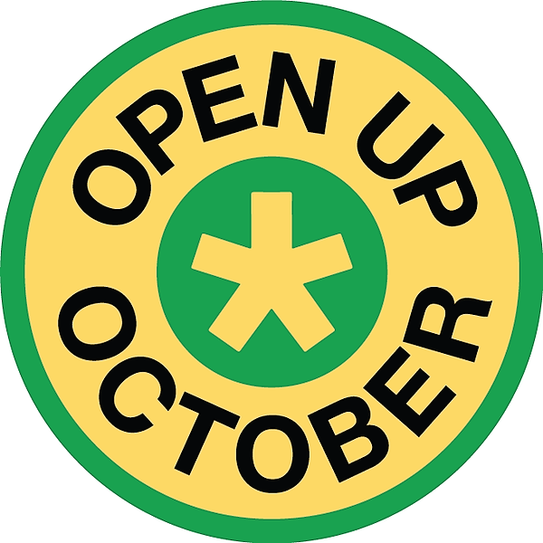 Open Up October (openupoctober) Profile Image | Linktree
