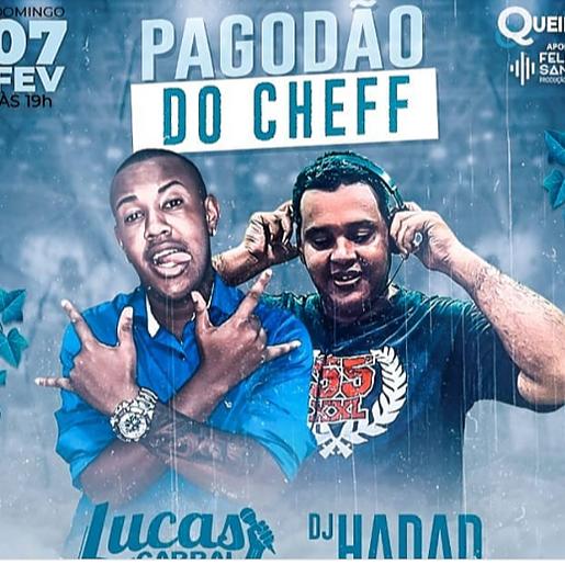 DJ HADAD FLYER / Dj Hadad e Lucas Cabral Queiroz Link Thumbnail | Linktree