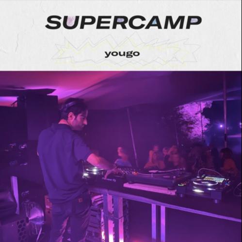 Yougo at Supercamp Festival 2020