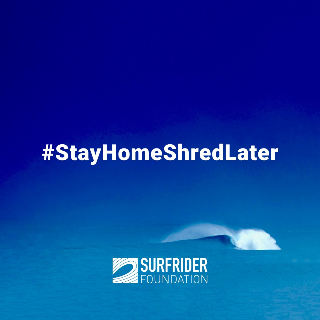 #StayHome ShredLater