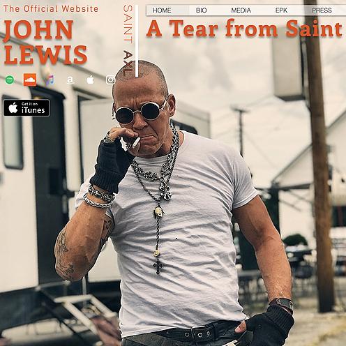 Saint AXL Website