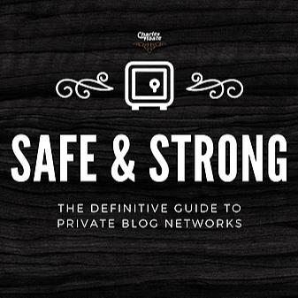 Safe & Strong: PBN Course (2020) - $199