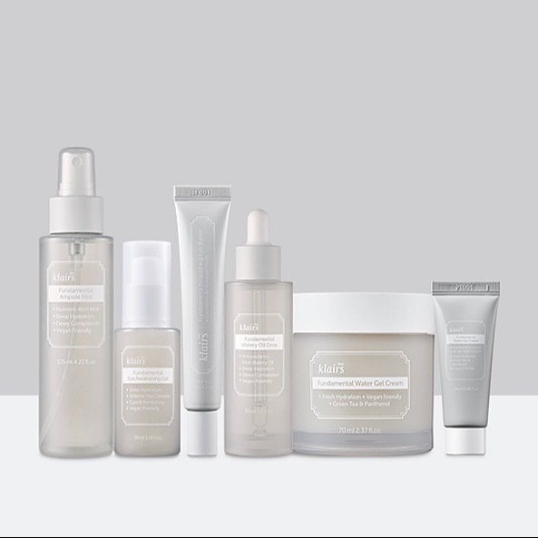 @kawaiisassylady Wishtrend Brand Package: Klairs Fundamental Care 30 % off, use Code: CHRIS15 for extra 15% off Link Thumbnail | Linktree