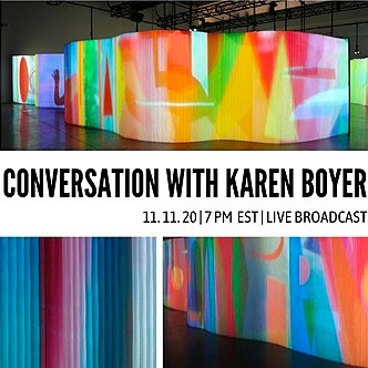 monika bravo VIDEO:Artist Monika Bravo & Art Advisor Karen Boyer | In conversation Link Thumbnail | Linktree