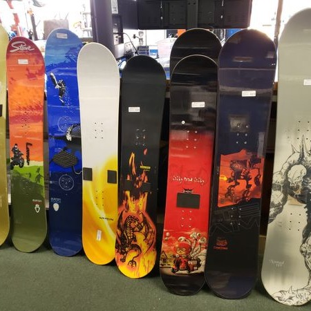 Snowboards - BUY NOW