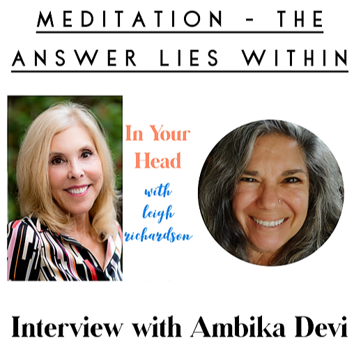 @AmbikaDevi In Your Head with Neuroscientist Leigh Richardson Link Thumbnail | Linktree