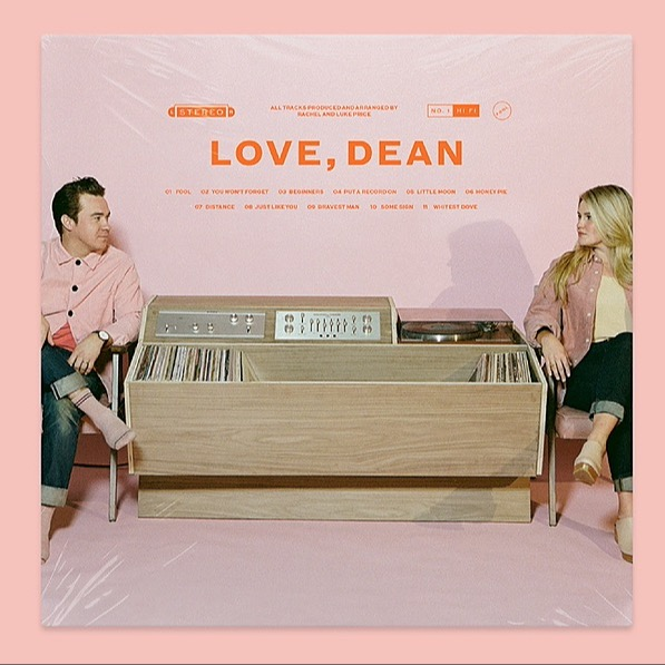 "Love, DEAN ""Love, DEAN"" Album is out! Get your CD + Vinyl Preorder Link Thumbnail   Linktree"