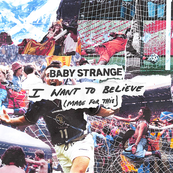 @BabyStrange I Want to Believe (Made For This) Link Thumbnail   Linktree