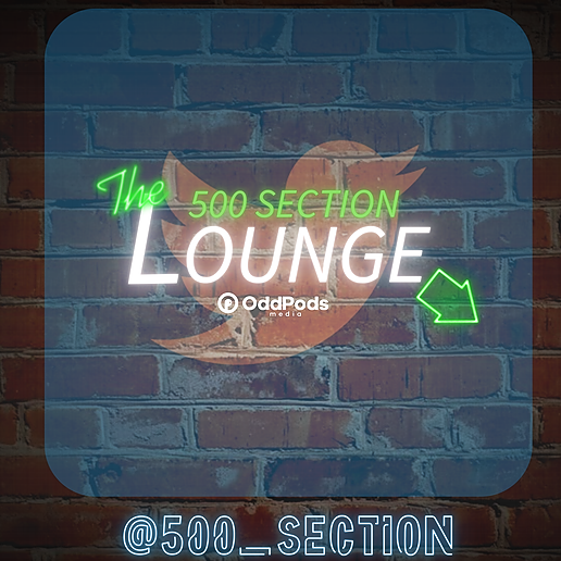 500 Section Lounge Podcast Twitter Link Thumbnail   Linktree