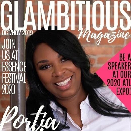 Glambitious Magazine Interview