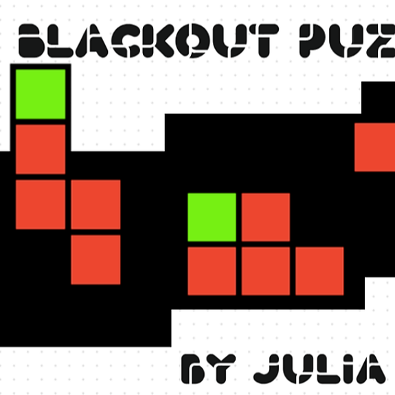 @GiftedTawk Blackout Puzzles *Problem Solving Gamified!  Link Thumbnail | Linktree