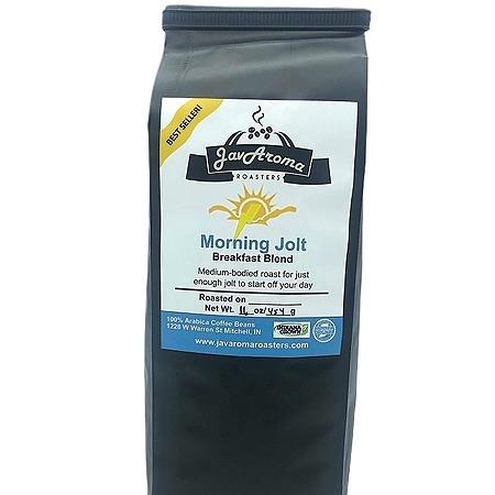 JavAroma Roasters Best-Selling Morning Jolt Link Thumbnail | Linktree