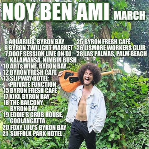 Noy Ben Ami (Noybenamimusic) Profile Image   Linktree