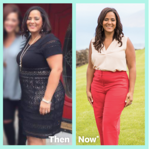 Found Out How Yvonne Lost 29lbs* on WW