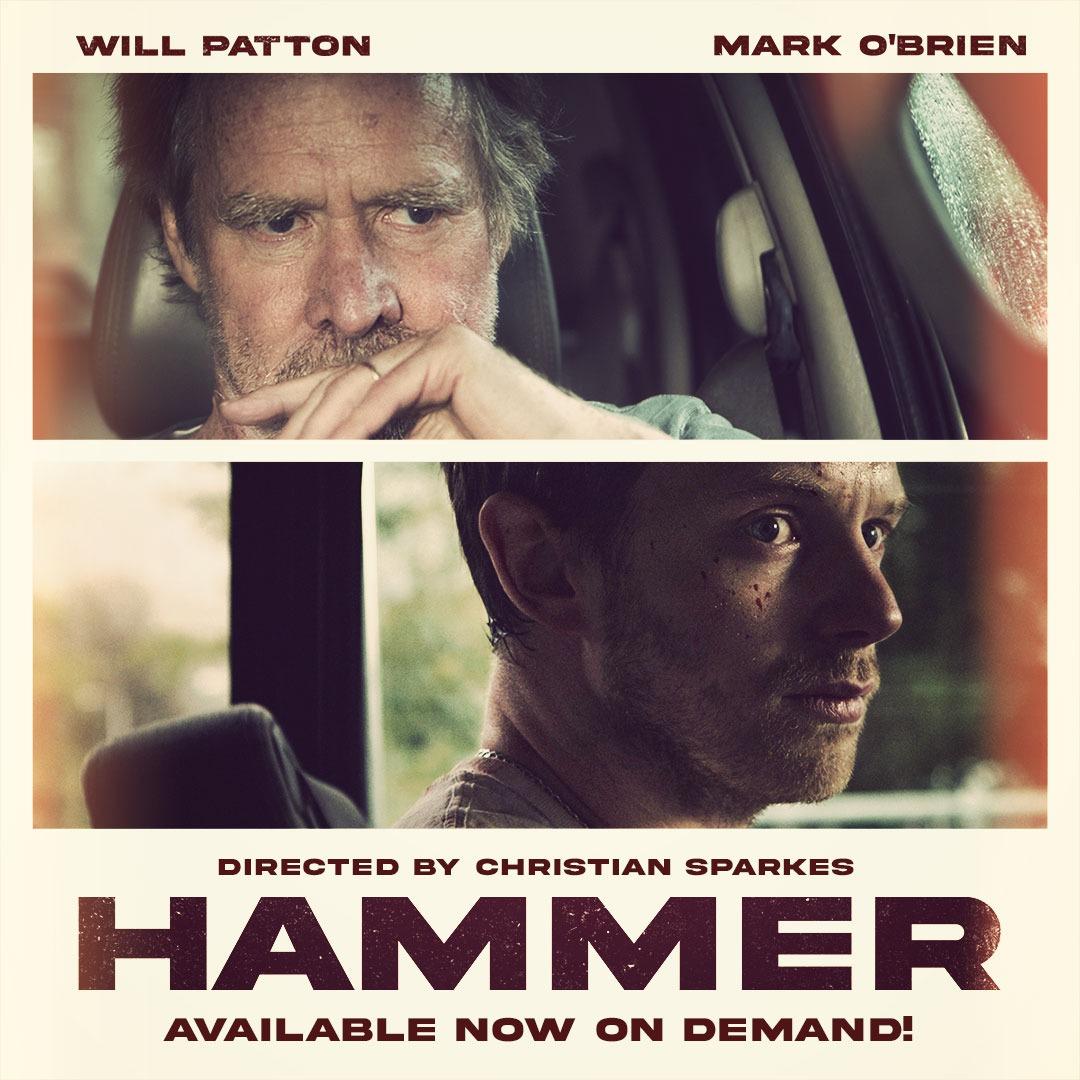 Download Hammer on iTunes / Apple TV USA