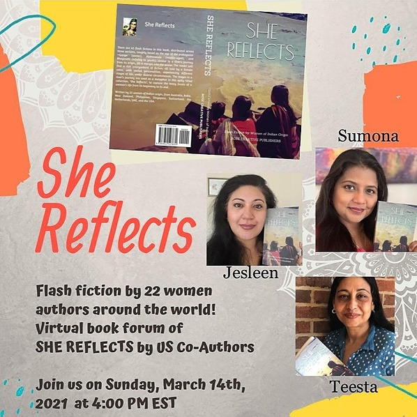 @BCPublishers She REFLECTS: US Book Read Link Thumbnail | Linktree