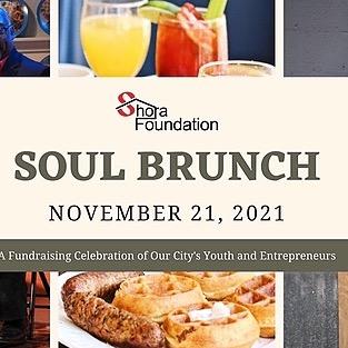 Meik Meals Shora Foundation Soul Brunch Benefit Link Thumbnail | Linktree