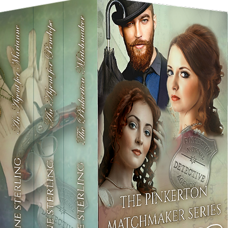 @christinesterling The Pinkerton Matchmaker Short Story Collection Vol I Link Thumbnail   Linktree