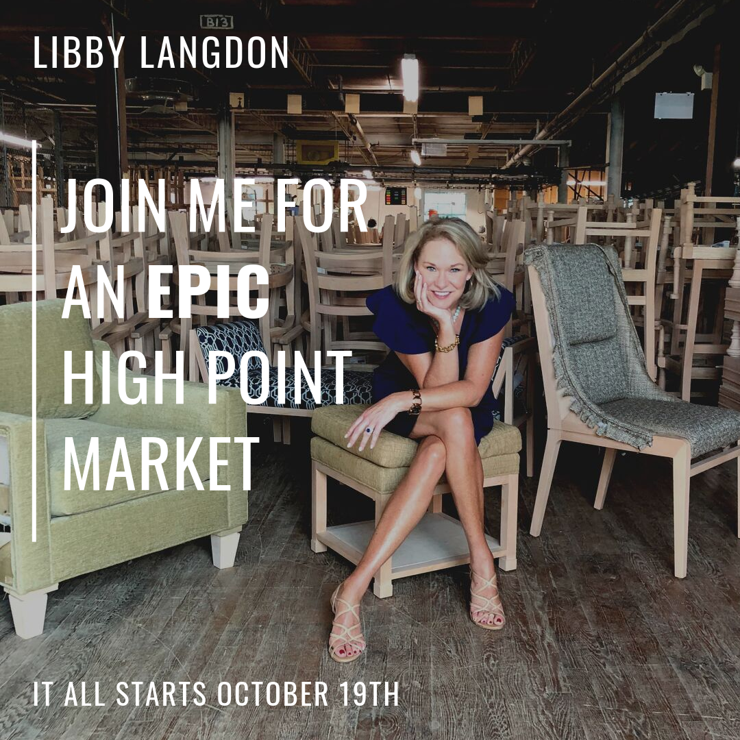 Libby's Schedule of Events at HPMKT
