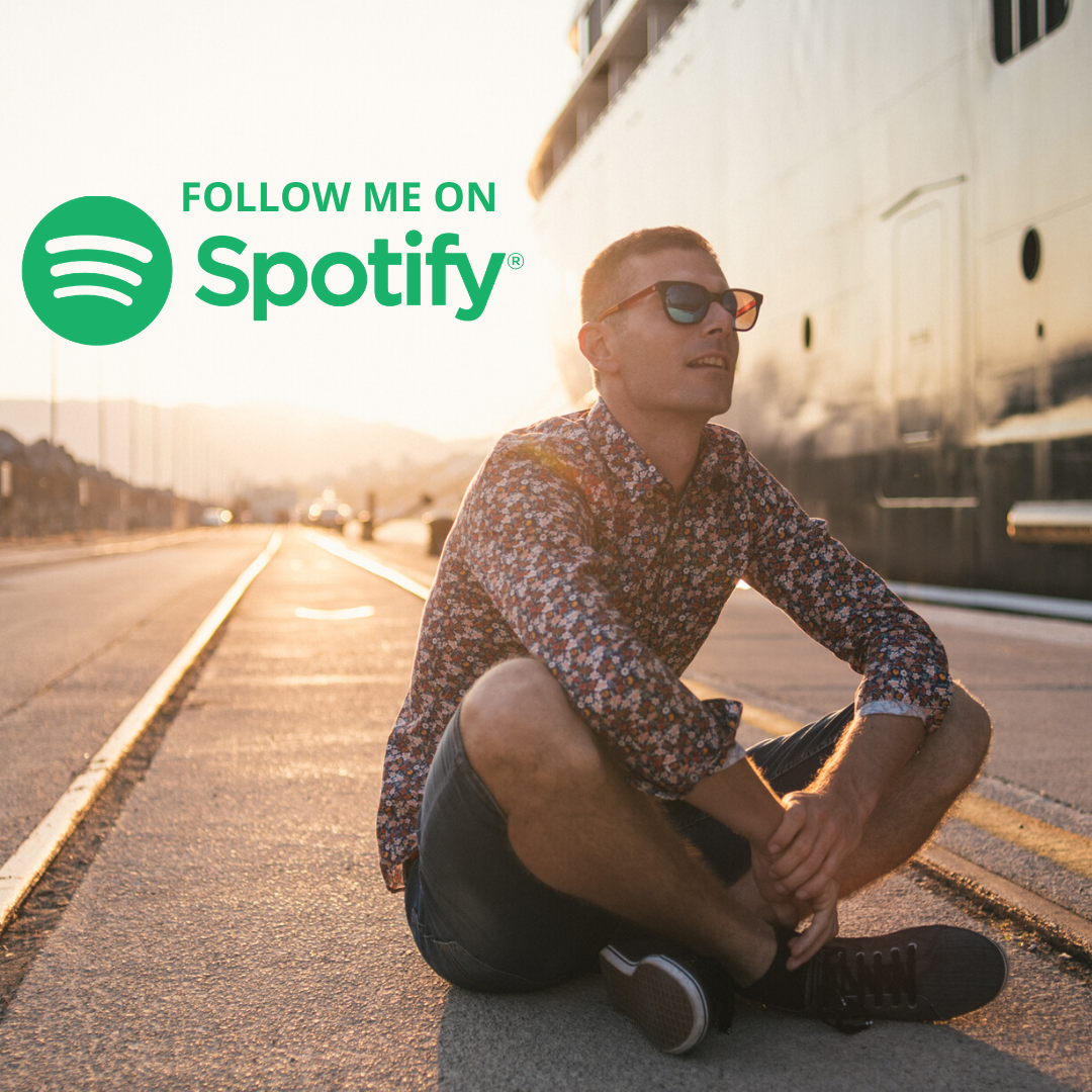 Igor Anicic Music for the 🌍 FOLLOW ME ON SPOTIFY Link Thumbnail | Linktree