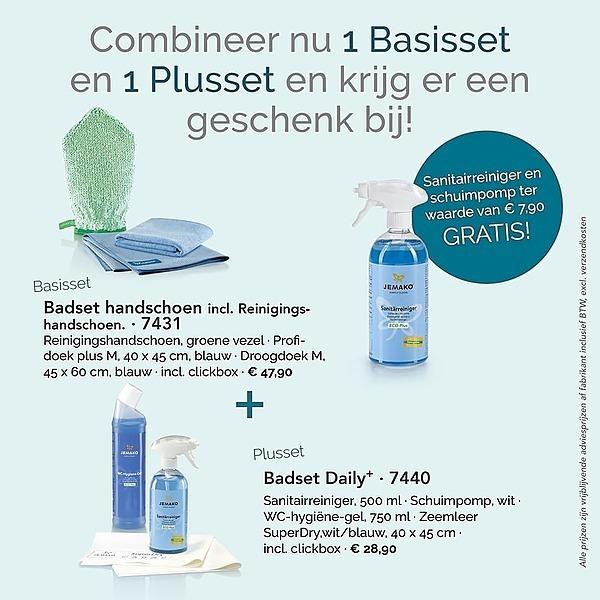 Welkom bij EnjoyCleaning Badkamer: Basisset + Plusset = gratis sanitairreiniger Link Thumbnail   Linktree