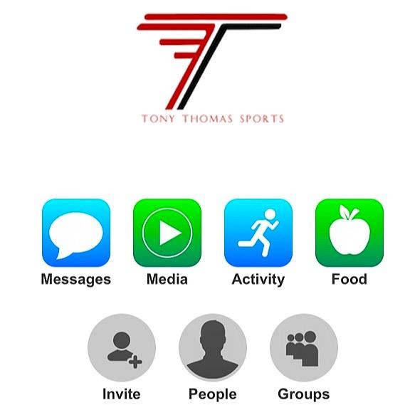 Virtual Nutrition with Tony Thomas